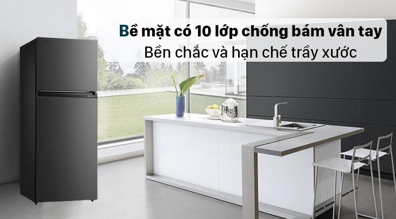 Tủ lạnh Toshiba Inverter 312L GR-RT400WE-PMV(06)-MG