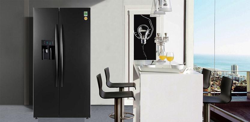 Tủ lạnh Toshiba RS637WE-PMV(06)-MG SBS Inverter 493L, sang trọng đẳng cấp