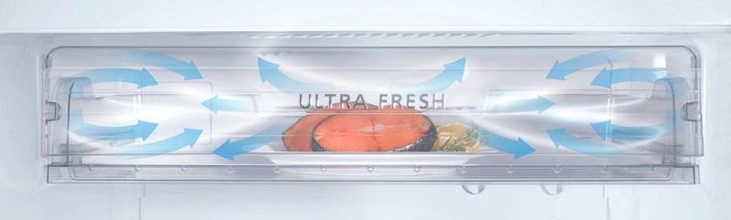 Tủ Lạnh TOSHIBA GR-AG58VA(X) Inverter 555 Lít, ngăn đông mềm