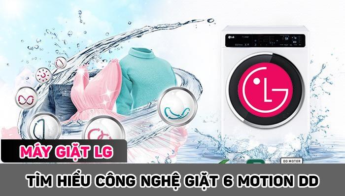 Công nghệ giặt 6 Motion DD trên máy giặt LG.jpg