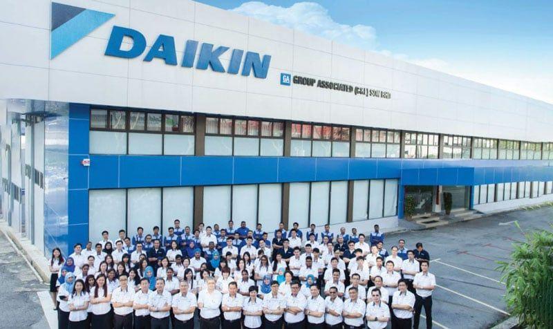 Điều hòa Daikin chất lượng uy tín