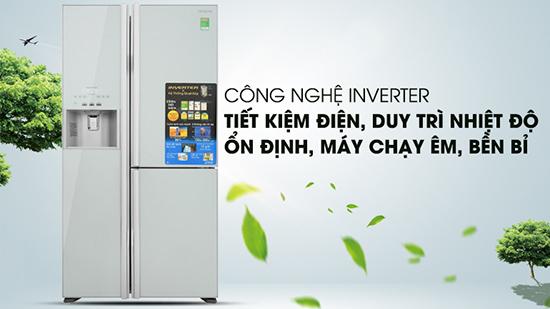 Ưu điểm của tủ lạnh Hitachi