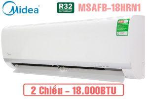 Điều hòa Midea MSAFB-18HRN1 18000BTU 2 chiều thường - 2021