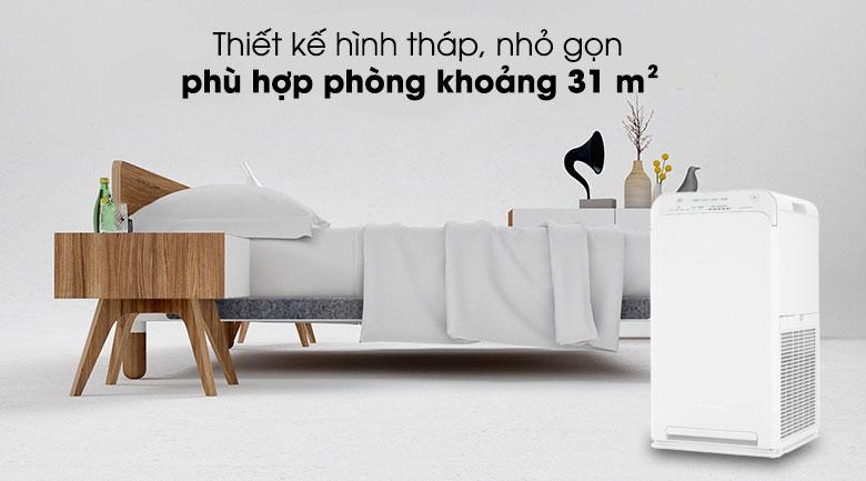 may-loc-khong-khi-daikin-MC40UVM6-thiet-ke-nho-gon