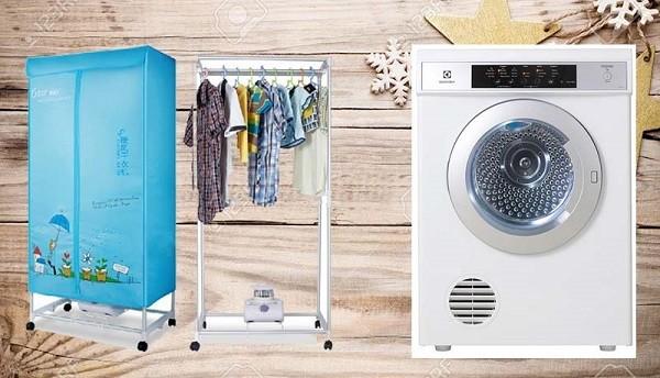 Máy sấy quần áo là gì?