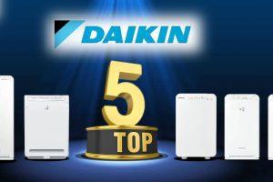 Top máy lọc không khí Daikin được ưa chuộng nhất hiện nay
