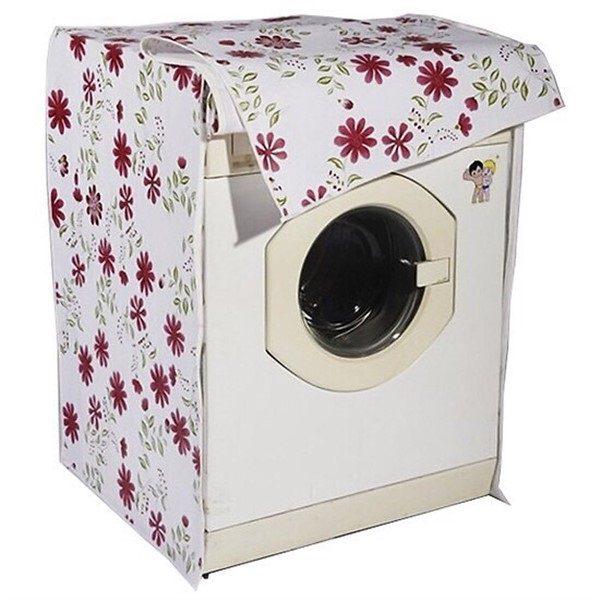 Áo trùm máy giặt cửa trước