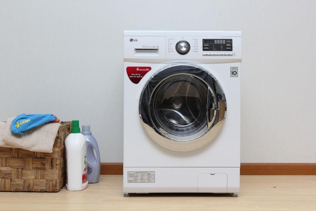 Bảng mã lỗi máy giặt LG thông dụng thường gặp