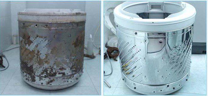 Bao nhiêu lâu vệ sinh máy giặt 1 lần
