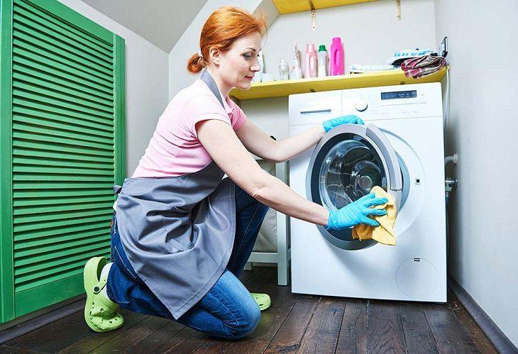 Cách vệ sinh máy giặt LG hiệu quả