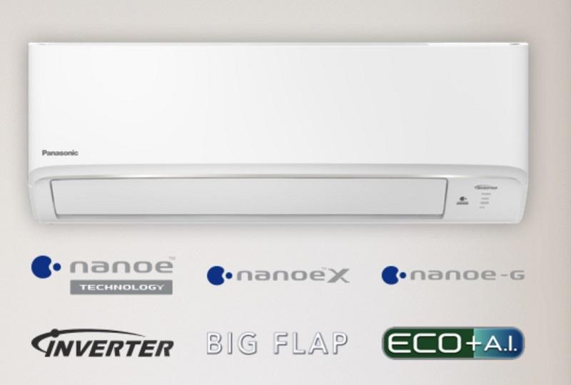Điều hòa Panasonic XPU9XKH-8 tính năng nổi bật