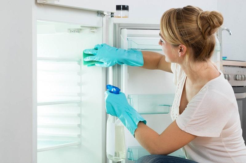 Hai bước vệ sinh tủ lạnh đơn giản và được hiệu quả 2