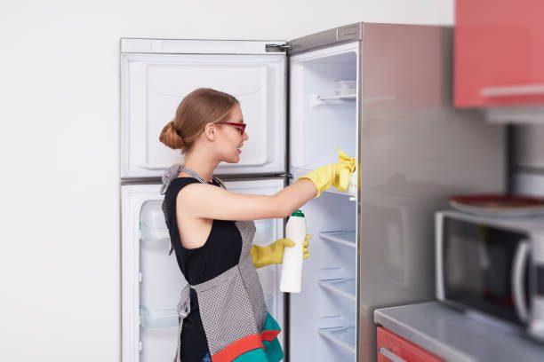 Hai bước vệ sinh tủ lạnh đơn giản và được hiệu quả