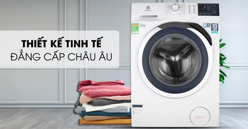 Máy giặt LG Electrolux thiết kế đẳng cấp