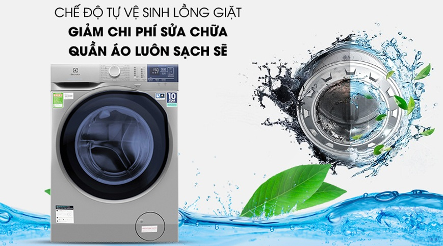 Máy giặt LG Electrolux tính năng nổi bật