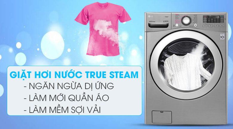 Máy giặt LG TrueStream