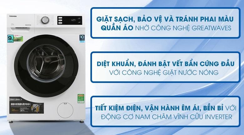 Máy giặt Toshiba TW-BK105S2V(WS)