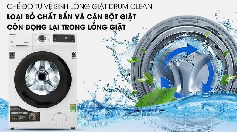 Máy giặt Toshiba công nghệ nổi bật