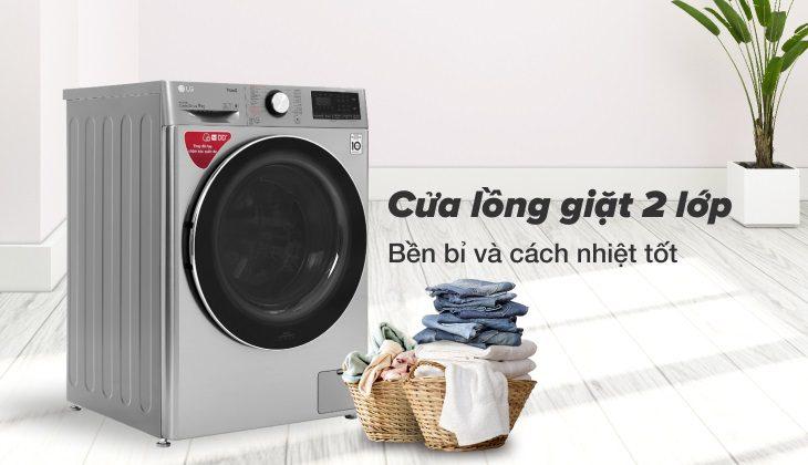 Máy giặt lg FV-S2