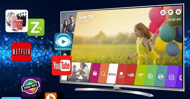 Những tác dụng của việc tải ứng dụng tivi Samsung