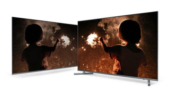 Tivi Không đạt tiêu chuẩn HD cả về hình ảnh và âm thanh