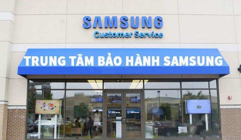 Trung tâm bảo hành máy giặt Samsung tại Miền Bắc