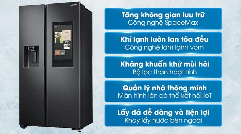 Tủ lạnh Samsung thông minh 1
