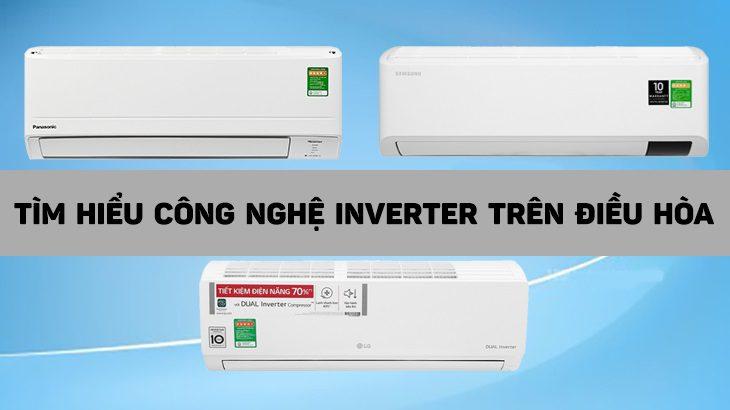 Công nghệ inverter trên điều hòa có ưu nhược điểm gì?