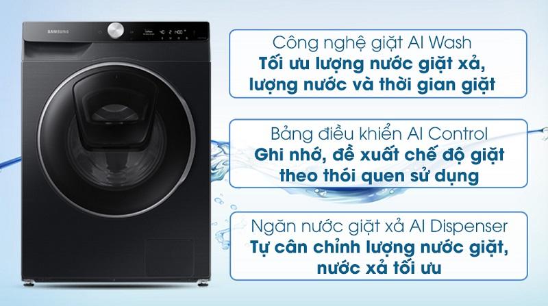 máy giặt samsung tính năng thông minh 2