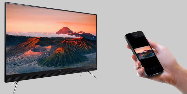 tivi Samsung không kết nối được Wi-Fi 6
