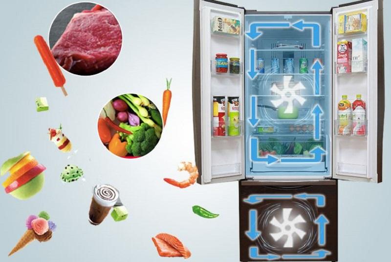 Tủ lạnh Hitachi thiết kế đẳng cấp
