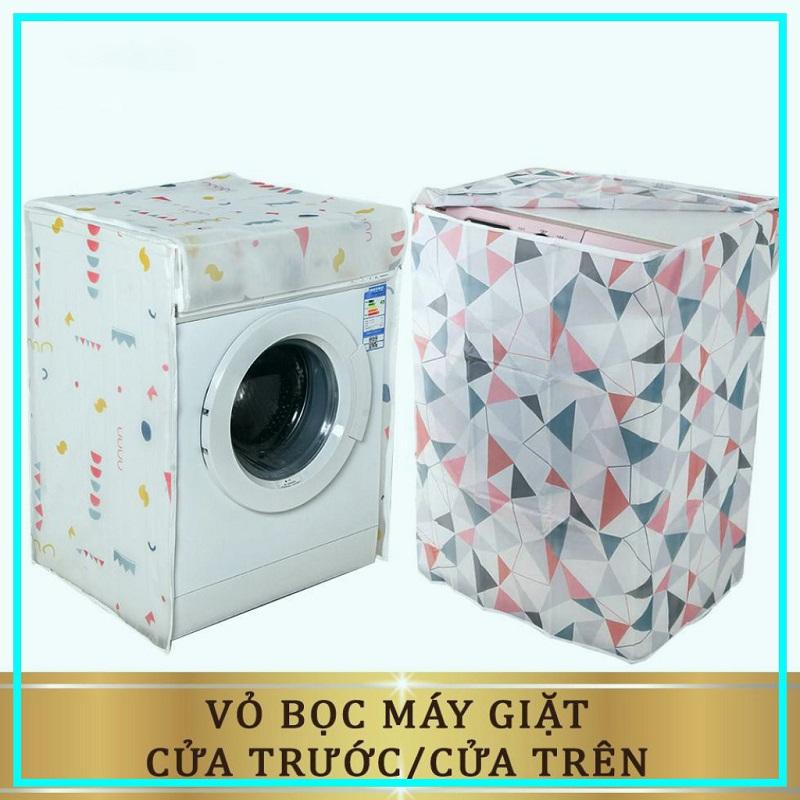 Một số lưu ý khi khách hàng sử dụng loại túi trùm máy giặt
