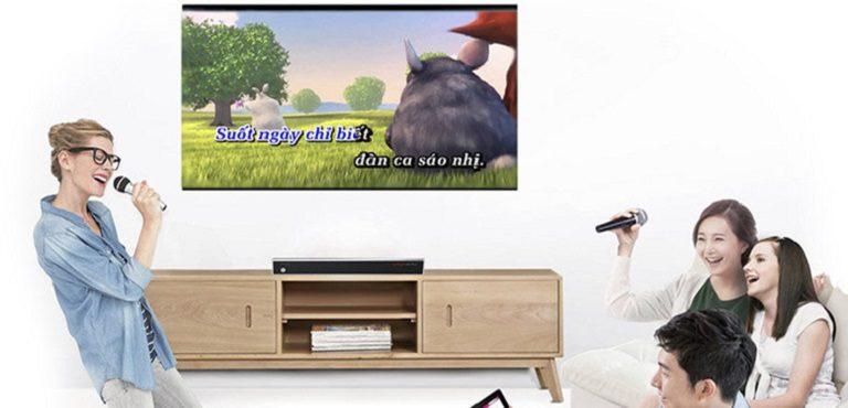 Kết nối micro không dây với Smart tivi
