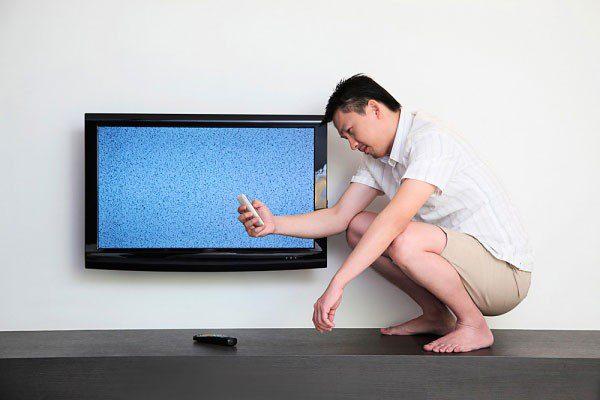 Lỗi hoặc hỏng Panel tivi