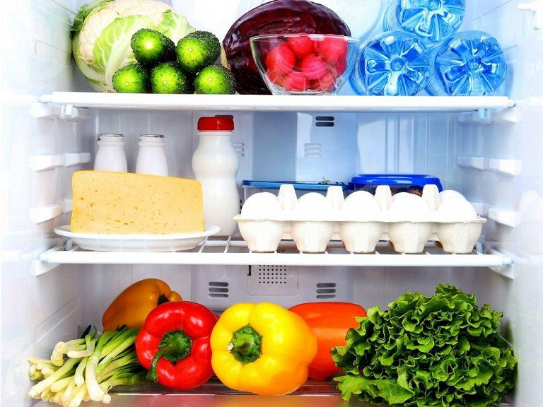 Một số mẹo khi cho thức ăn nóng vào tủ lạnh đúng cách 1