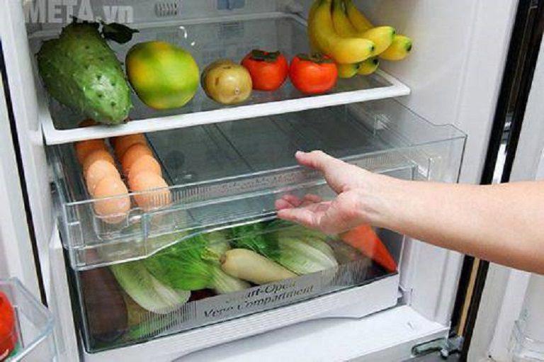 Một số mẹo khi cho thức ăn nóng vào tủ lạnh đúng cách