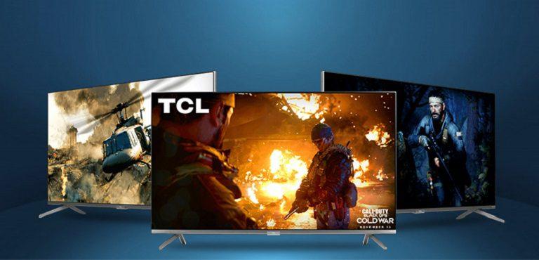 Tivi TCL công nghệ MEMC 120Hz