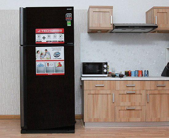 Tủ lạnh Sharp đa dạng mức giá