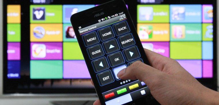 thinh-phat-Hướng dẫn sử dụng điện thoại điều khiển Smart tivi TCL