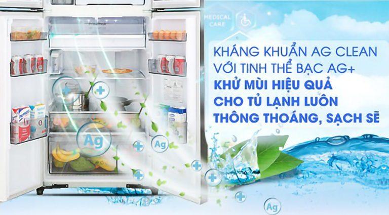 thinh-phat-Lợi Ích ngăn trữ đông tinh thể bạc trên tủ lạnh Panasonic