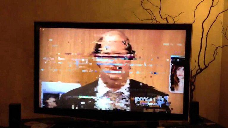 thinh-phat-Màn hình tivi bị nhòe, nhiễu