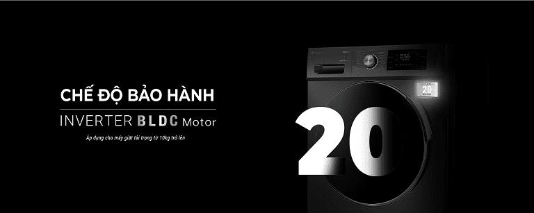 thinh-phat-Máy giặt casper chế độ bảo hành