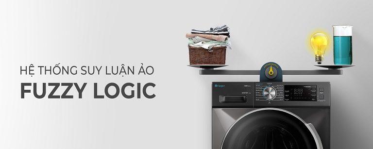 thinh-phat-Máy giặt casper công nghệ fuzzy logic