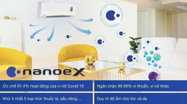 thinh-phat-Điều hòa XPU12XKH-8 diệt khuẩn