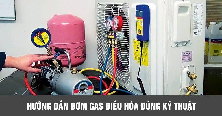 thinh-phat-Hướng dẫn bơm gas điều hòa đúng kỹ thuật