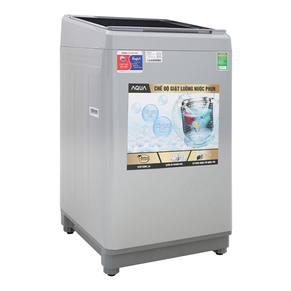Máy giặt Aqua lồng đứng 9kg AQW-S90CT