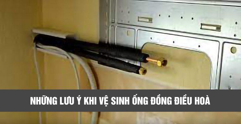 thinh-phat-Những lưu ý khi vệ sinh ống đồng điều hoà
