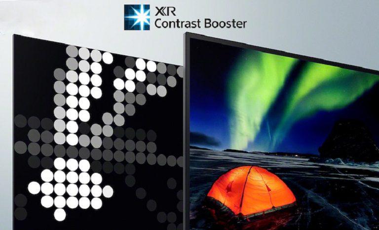 thinh-phat-Tivi sony Công nghệ XR OLED Contrast