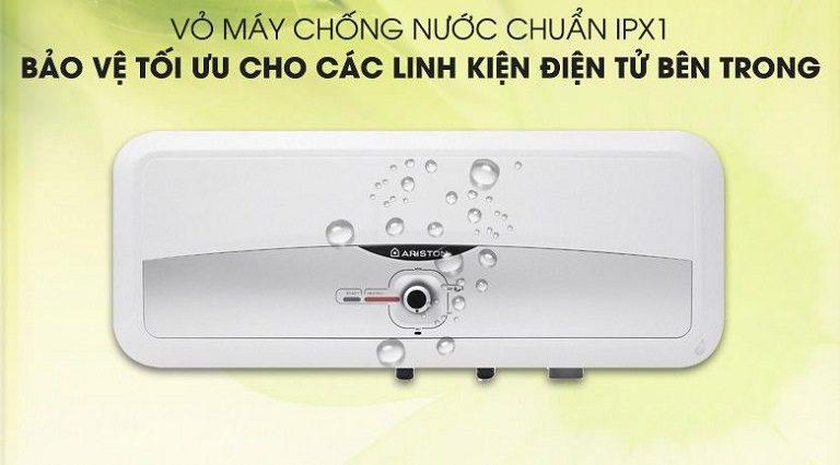thinh-phat-bình nóng lạnh Ariston 20L công nghệ IPX1