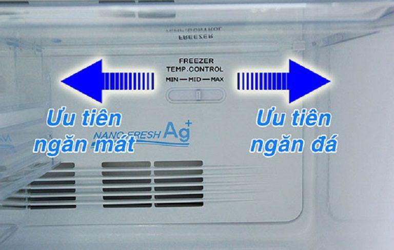 thinh-phat-nút điều chỉnh quạt gió